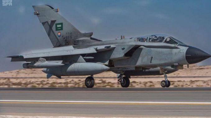 مقاتلة تورنيدو سعودية