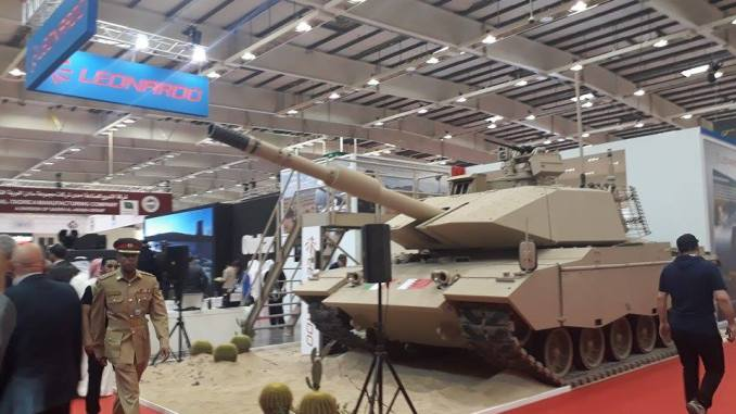 دبابة M60 المحدثة