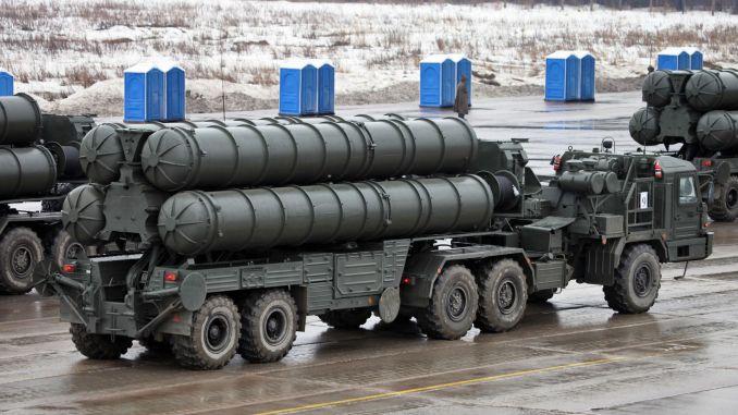 نظام أس-400 الروسي