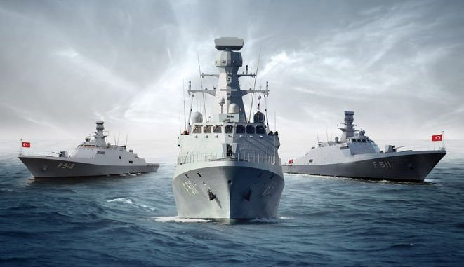 سفن حربية تركية من طراز ADA