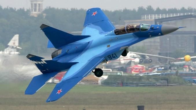 مقاتلة ميغ-29 روسية