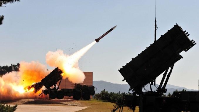 منظومة باتريوت الصاروخية