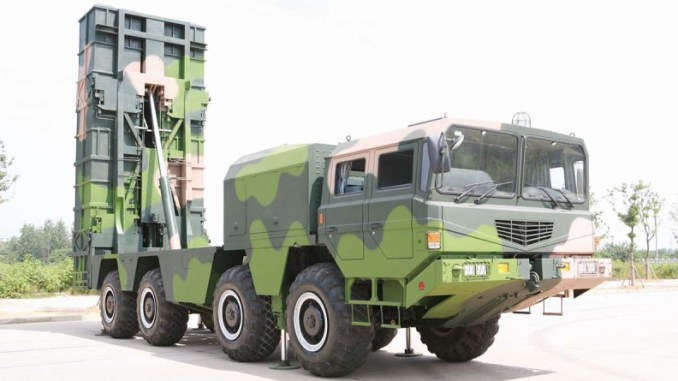 نظام الصواريخ البالستية SY-400