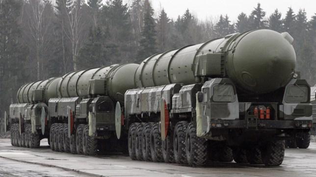 صواريخ توبول البالستية الروسية