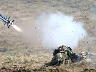 أنظمة الصواريخ المضادة للدبابات من طراز جافلين