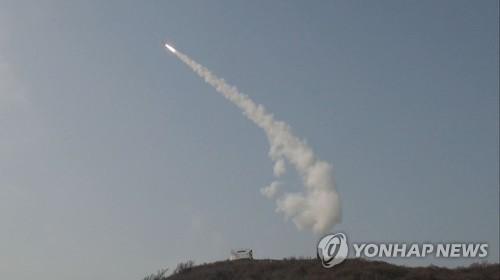 صواريخ كورية جنوبية مضادة للصواريخ البالستية
