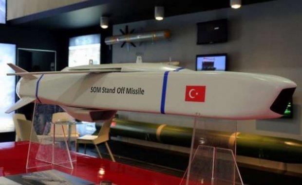 صواريخ SOM-B1 طويلة المدى