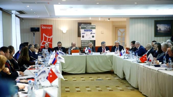 إجتماع تركي روسي في موسكو لبحث فرص التعاون الأمني والدفاعي في 1 آذار/ مارس