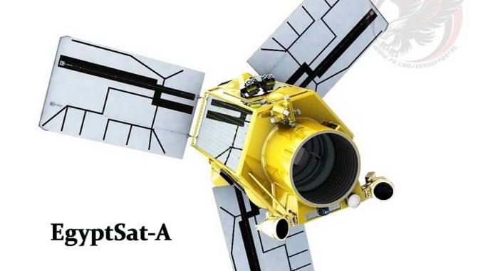 القمر الاصطناعي المصري EgyptSat-A (بوابة الدفاع المصرية)