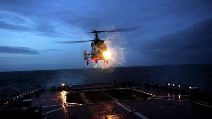 """مروحية """"كا - 57"""" البحرية (روسيا اليوم)"""