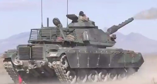 دبابة تركية (صورة أرشيفية)