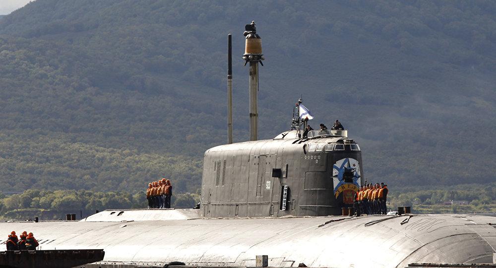 الغواصة النووية 949
