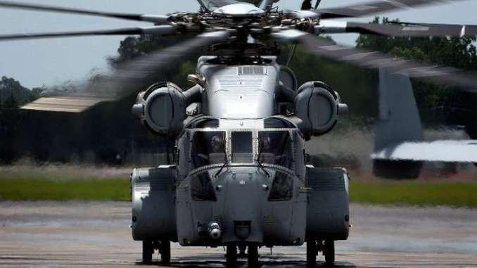 مروحية CH-53K King Stallion