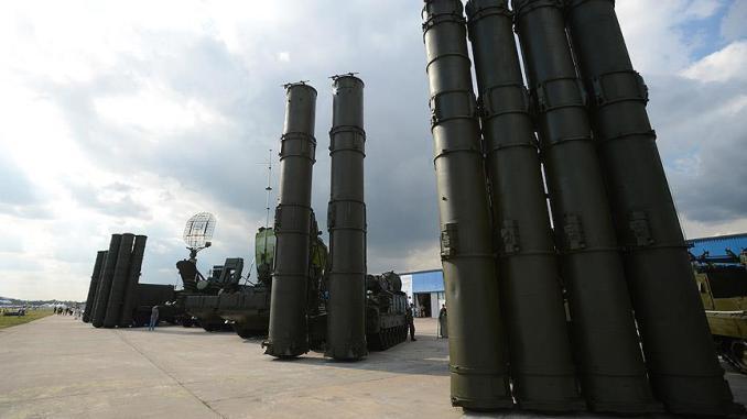منظومة صواريخ إس-400 الروسية للدفاع الجوي (صورة أرشيفية)