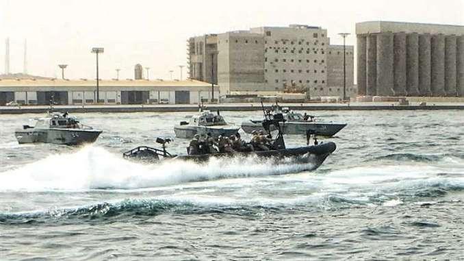 تدشين زوارق حديثة لصالح البحرية السعودية لحماية ناقلات النفط بالبحر الأحمر