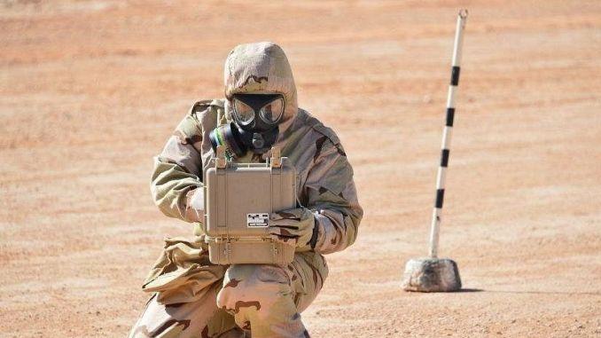 قوات سعودية خلال تمرين (صورة أرشيفية - وكالة واس)
