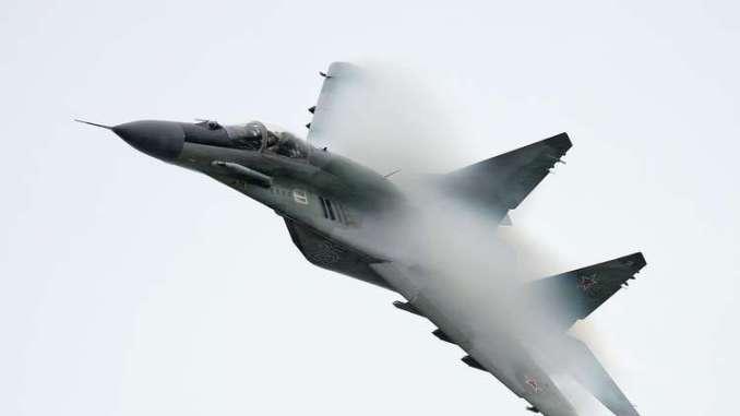 مقاتلة MiG-29 الجديدة