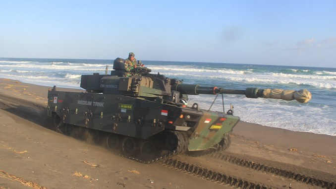 """الدبابة التركية """"النمر إم تي"""" المطوّرة تدخل مرحلة الإنتاج الشامل (وكالة الأناضول)"""
