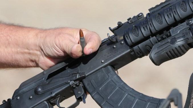 بندقية كلاشينكوف