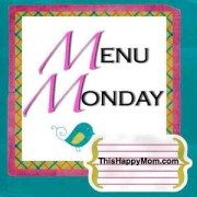 menu monday with thishappymom.com