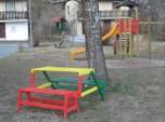 Otroška klop (pred usodnim vetrom)