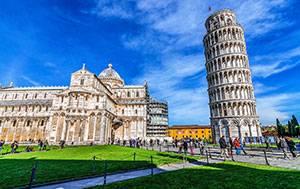 Tuscany—Menu