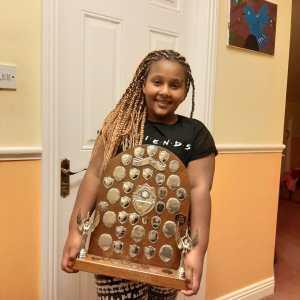 H Wilson Tenacity Trophy