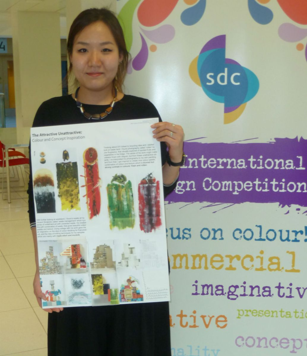 Fashion design bursaries 2017 - Sdc Society Of Dyers And Colourists Midlands Finalist
