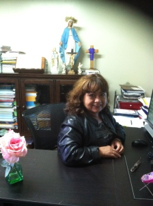 Alicia Gutierrez : Faith Formation / Hispanic Ministry Coordinator