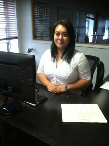 Lynn Martinez : Parish Secretary