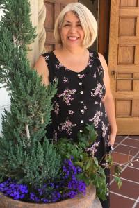 Sandra Alonso : Event and Volunteer Coordinator