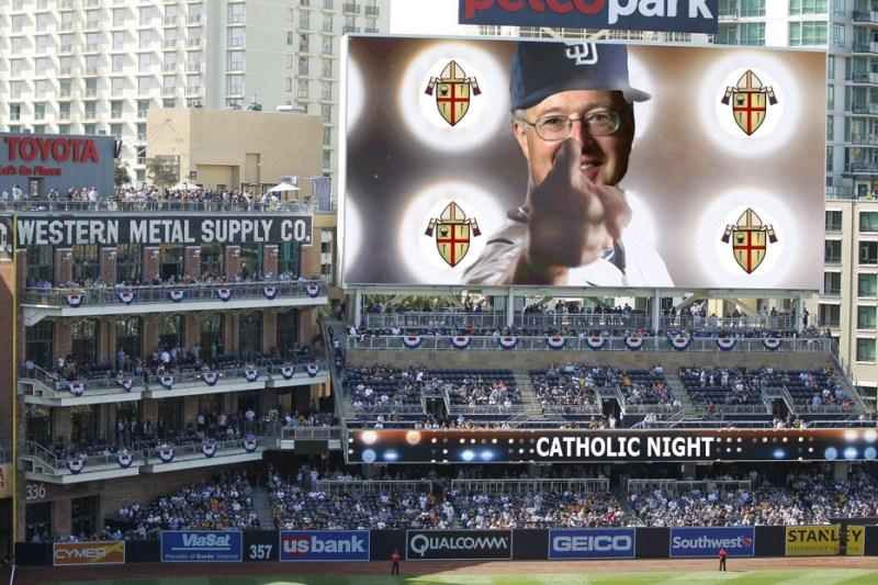 Catholic Night at Petco!