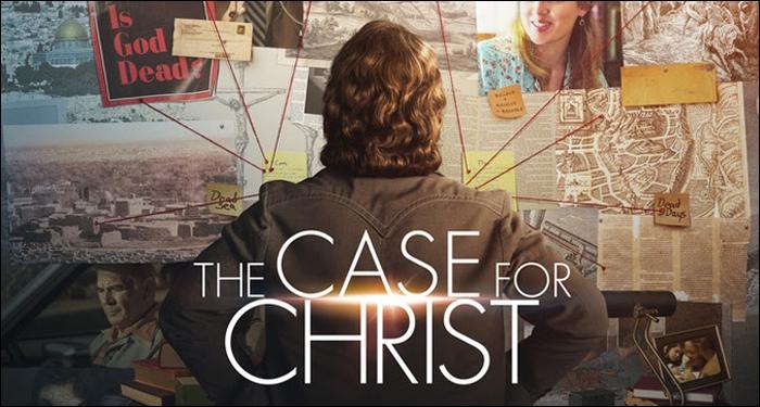 "Parish Movie Night: ""The Case for Christ"""