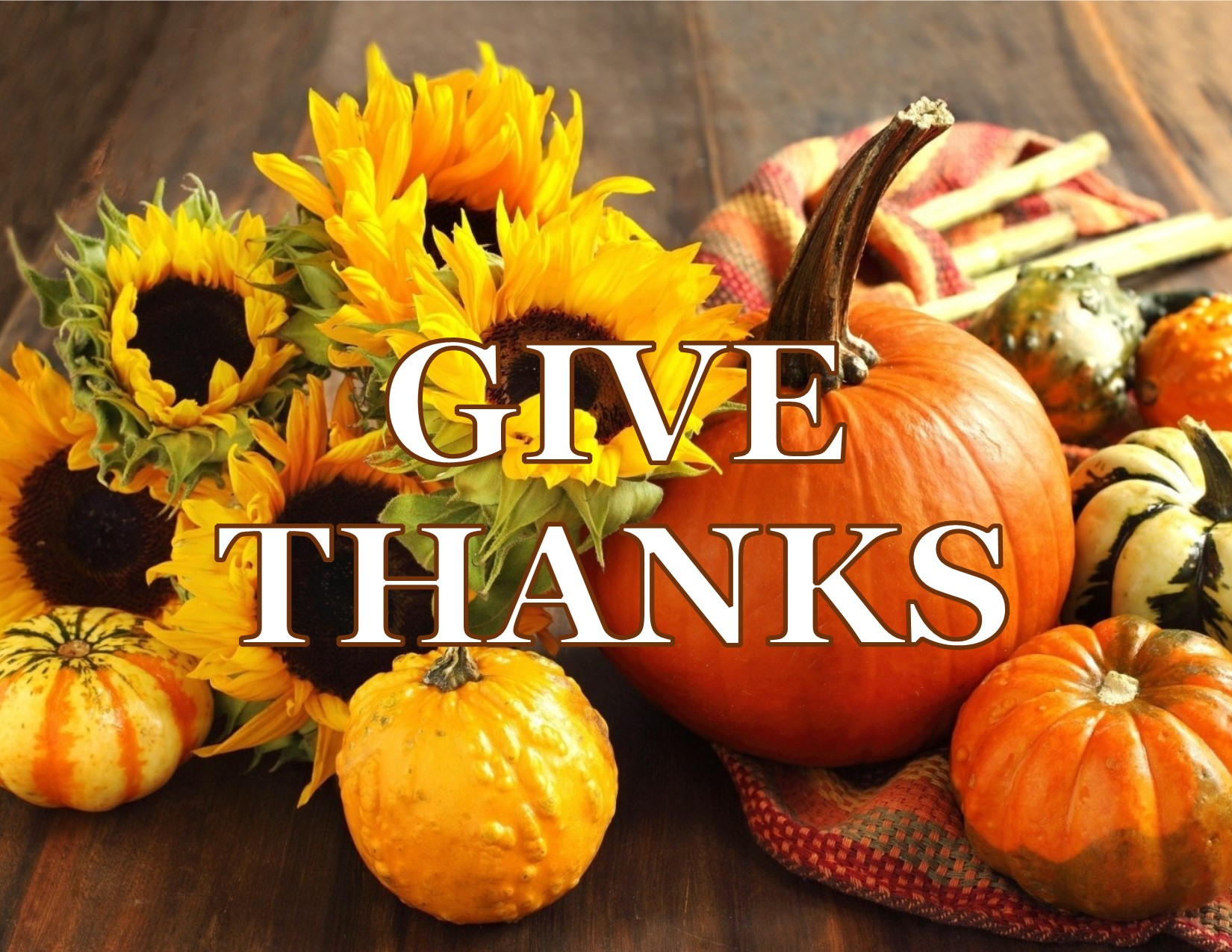 Thanksgiving Day (Mass Schedule)