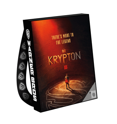 Warner Brothers SDCC Exclusive Bag - Krypton, Superman