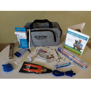 Dr Evans Home Veterinary Care Kit