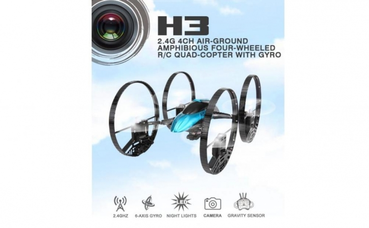 Drona JJRC H3