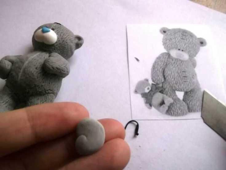 Figuras de argila de polímero para iniciantes