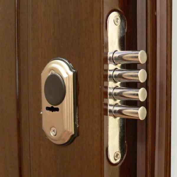 Рассмотрим какие дверные замки самые надежные