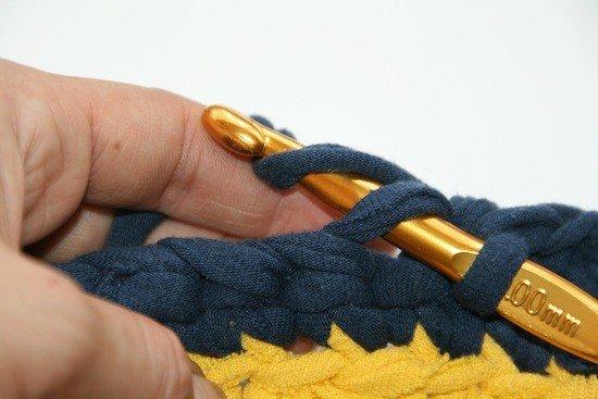 Коврики из лоскутков ткани своими руками: мастер класс как ...