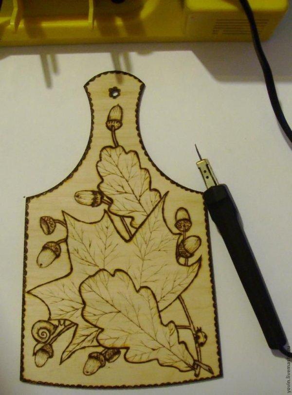 Пирография (выжигание по дереву): эскизы, искусство и ...