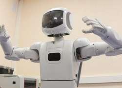 «В Ставрополе прошла презентация полноразмерного робота ...