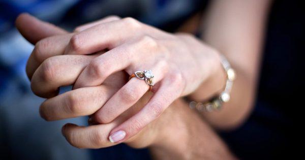 Кольцо для предложения руки и сердца девушки - всё про ...