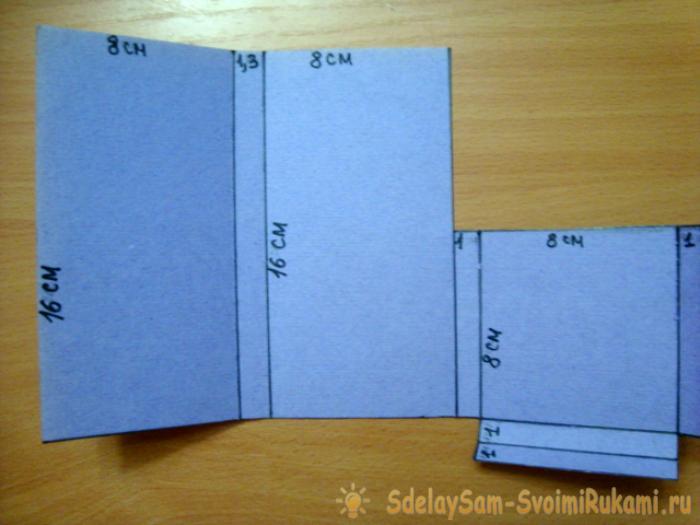 Как сделать открытку под шоколадку своими руками