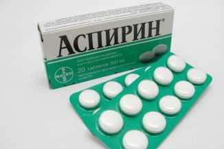 Парацетамол помогает от простуды — Грипп