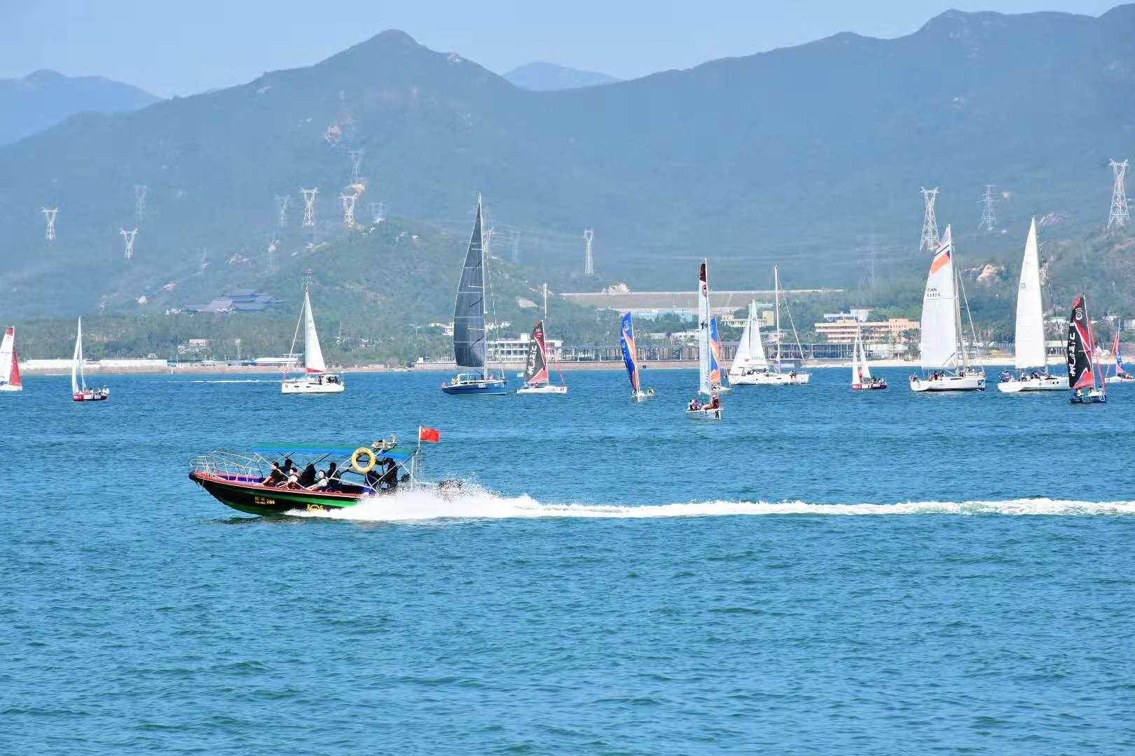, Fall 2018 Dapeng Yacht Club Water Sports Outing, SDE Seadragon Education