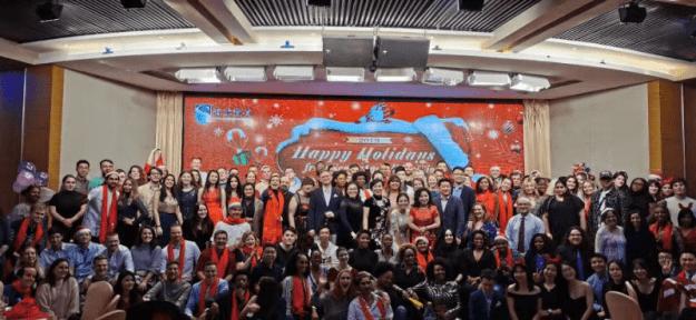 Christmas Party, SDE Christmas Party 2019, SDE Seadragon Education
