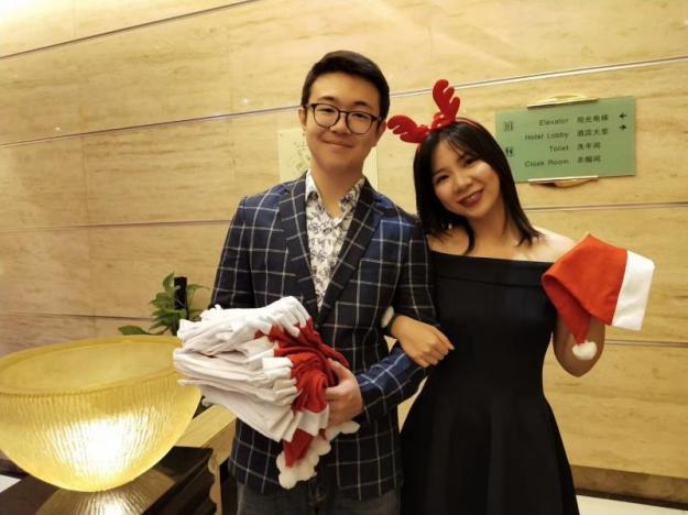Intership in Shenzhen