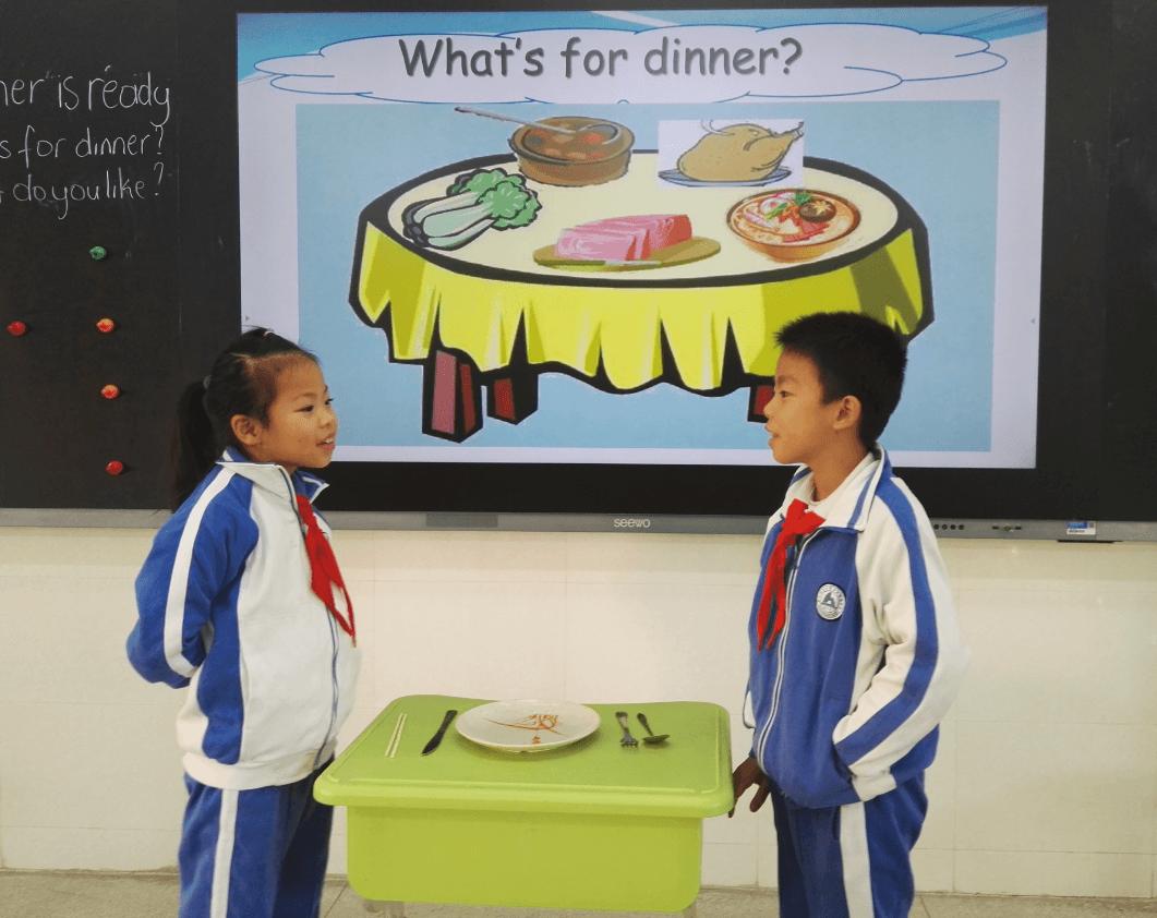 ESL Lesson Plan, ESL Lesson Plan: Dinner Time, SDE Seadragon Education