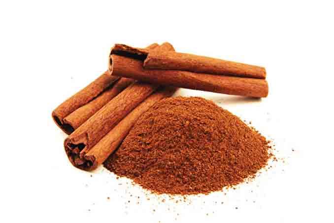 肉桂中的香豆素(coumarin)是抗凝血药的成分之一,高剂量服用会产生危险。(Fotolia)